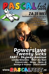 RascalFest poster